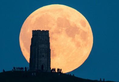 Se vienen el Equinoccio y la última súperluna del año