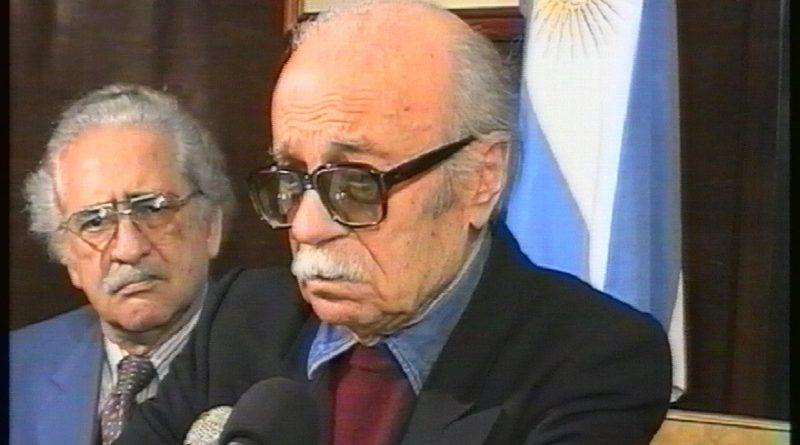 Recuerdos en video: En 1994, Ernesto Sábato era declarado Ciudadano Ilustre de Santa Fe