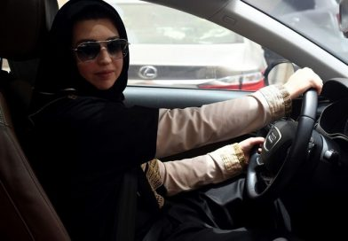 Las mujeres ya pueden conducir en Arabia Saudita