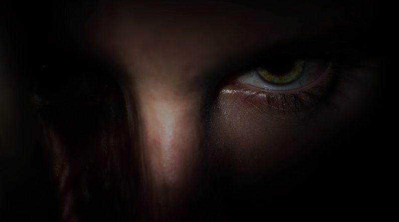 ojos enojo