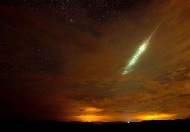 Detectaron la explosión de un meteorito sobre el mar de Bering con la fuerza de 11 bombas atómicas