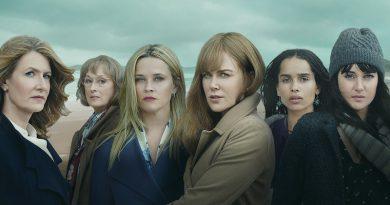 Este domingo regresa Big Little Lies a HBO