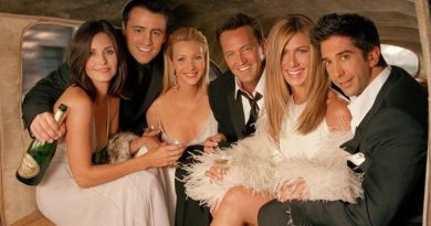 """A 17 años del final de """"Friends"""", los secretos de un desenlace lleno de emociones"""