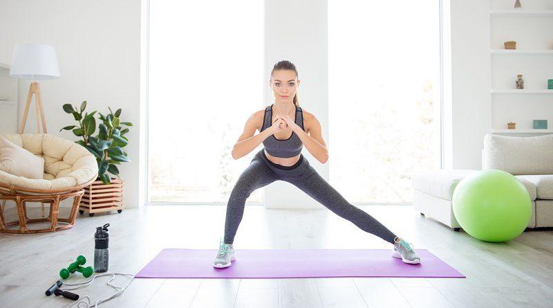 5 actividades que podés hacer en casa para mantenerte en forma