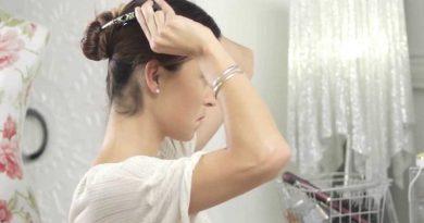 """El truco viral para atarse el pelo inspirado en """"La Casa de Papel"""""""