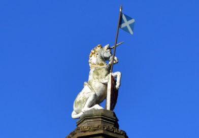 ¿Por qué el unicornio es el animal nacional de Escocia?