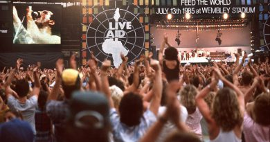 Hoy se cumplen 35 años del Live Aid, el concierto benéfico más importante de la historia