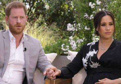 Piden al príncipe Harry y Meghan Markle suspender su entrevista con Oprah