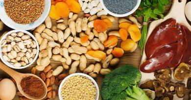La importancia del hierro en la dieta y cuáles son los alimentos que más lo contienen