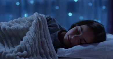 La receta para dormir profundamente toda la noche