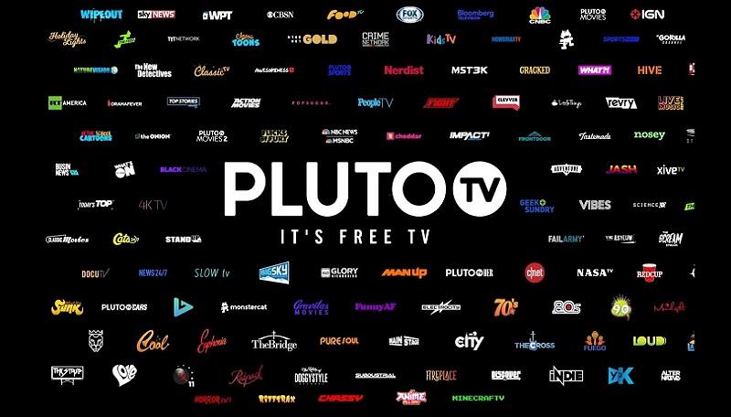 La plataforma gratuita Pluto TV suma seis canales - Topic Magazine