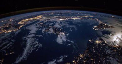La impresionante belleza de nuestro planeta desde el espacio