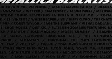 'The Metallica Blacklist': el monumental tributo a Metallica que tenés que escuchar