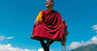 Los cuatro secretos de la felicidad, según un famoso monje